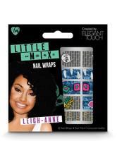 ELEGANT TOUCH - Elegant Touch Little Mix (Kunstnägel)- Leigh-Ann Nail Wraps - KUNSTNÄGEL