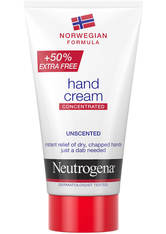 NEUTROGENA - Neutrogena Norwegian Formula Concentrated and Unscented Hand Cream 75 ml - HÄNDE