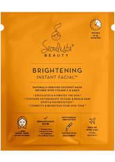 SEOULISTA - Seoulista Beauty Brightening Instant Facial - CREMEMASKEN