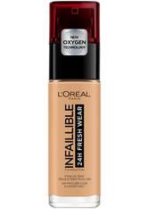 L'Oréal Paris Infallible 24hr Freshwear Liquid Foundation (Various Shades) - 250 Raidant Sand