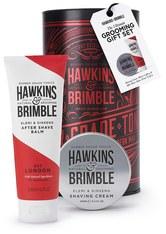 Hawkins & Brimble Grooming Gift Set Red