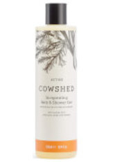COWSHED - Cowshed ACTIVE Invigorating Bath & Shower Gel 300ml - DUSCHEN & BADEN