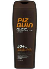 Piz Buin Allergy Sun Sensitive Skin Lotion - Very High SPF50+ 200ml