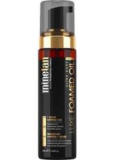 minetan Luxe Foamed Oil Dark Selbstbräunungsöl  200 ml