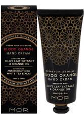 MOR - MOR Emporium Classics Blood Orange Hand Cream 100ml - HÄNDE