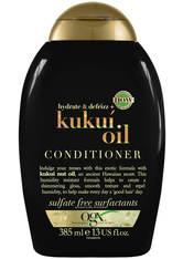 OGX Hydrate & Defrizz+ Kukui Oil Conditioner 385ml