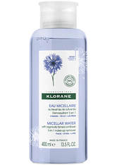 KLORANE - KLORANE Micellar Water with Organically Farmed Cornflower 400ml - GESICHTSWASSER & GESICHTSSPRAY