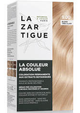 LAZARTIGUE - Lazartigue Absolute Colour - 9.00 Very Light Blonde 153ml - HAARFARBE
