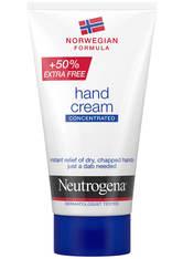 NEUTROGENA - Neutrogena Norwegian Formula Concentrated Hand Cream 75 ml - HÄNDE
