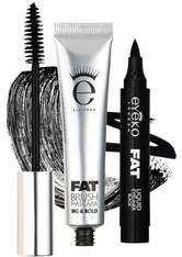 Eyeko Fat Brush Mascara & Fat Liquid Eyeliner Duo (Wert 48€)