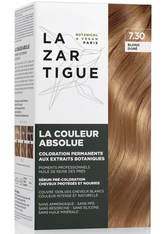 LAZARTIGUE - Lazartigue Absolute Colour - 7.30 Golden Blonde 153ml - Haarfarbe