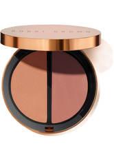 BOBBI BROWN - Bobbi Brown Summer Glow Collection Bronzing Powder Duo 8 g Medium - CONTOURING & BRONZING