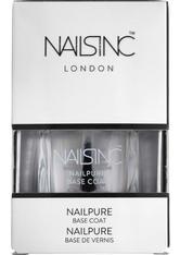 Nails inc Top Coats & Base Coats Nailpure Base Coat Nagellack 14.0 ml