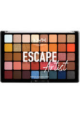 NYX Professional Makeup Lidschatten Escape Artist Lidschatten 1.0 pieces