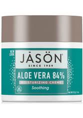 JASON Soothing 84% Aloe Vera Pure Natural Moisturizing Crème 113g