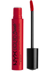NYX PROFESSIONAL MAKEUP - NYX Professional Makeup Liquid Suede Cream Lipstick (Various Shades) - Kitten Heels - LIQUID LIPSTICK