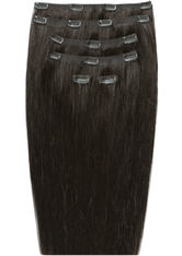 Beauty Works 18  Double Hair Set Clip-In Extensions – Raven 2