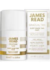 JAMES READ - James Read Schlafmaskenbräuner Face 50ml - SELBSTBRÄUNER