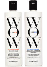 Color WOW Color Security Shampoo and Conditioner 500ml Bundle