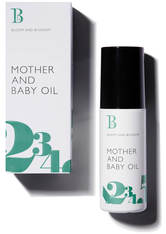 BLOOM & BLOSSOM - Bloom and Blossom Mother and Baby Oil (100ml) - PFLEGEPRODUKTE