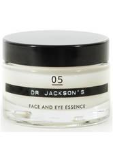 DR. JACKSON'S - Dr. Jackson's - Face & Eye Essence 05, 50 Ml – Serum Für Gesicht Und Augen - one size - TAGESPFLEGE