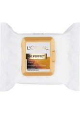 L'Oréal Paris Dermo-Expertise Age Perfect Smoothing Cleansing Wipes x25