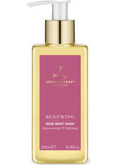 AROMATHERAPY ASSOCIATES - Aromatheraphy Associates Renewing Rose Body Wash 250ml - DUSCHEN & BADEN