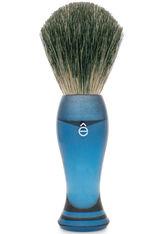 ESHAVE - eShave Dachshaar -Rasierpinsel blau - RASIER TOOLS