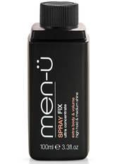 men-ü Men's Hair Spray Fix 100ml - Refill
