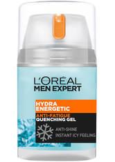 L'ORÉAL PARIS - L'Oreal Paris Men Expert Hydra Energetic Quenching Gel (50 ml) - Gesichtspflege
