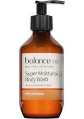 BALANCE ME - Balance Me Super Moisurising Body Wash 280 ml - DUSCHEN & BADEN