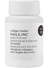 NAILS INC. - NAILSINC Nail Polish Remover Pot For Hands & Feet 60ml - NAGELLACKENTFERNER