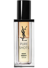 YVES SAINT LAURENT - Yves Saint Laurent Pure Shots Serum - Night Reboot (Various Types) - Night Reboot - SERUM