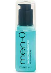 men-ü Daily Refresh Shampoo 100ml - With Pump