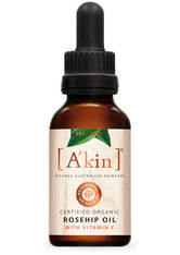 A'KIN - A'kin Brightening Rosehip Oil with Vitamin C 20 ml - Gesichtsöl