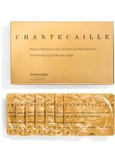 CHANTECAILLE - Chantecaille Nano Gold Energizing Eye Recovery Mask - AUGENMASKEN