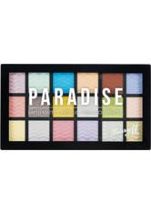 BARRY M - Barry M Cosmetics Baked Eyeshadow Palette Paradise - LIDSCHATTEN