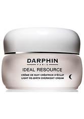 Darphin Feuchtigkeitspflege Light Re-Birth Overnight Cream Gesichtscreme 50.0 ml