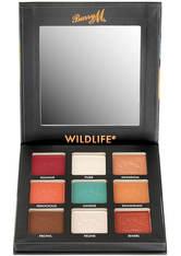 Barry M Cosmetics Wildlife Eyeshadow Palette - Tiger 12.6g