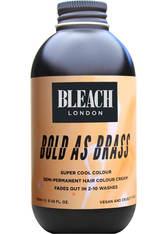 BLEACH LONDON Super Cool Colour - Bold As Brass