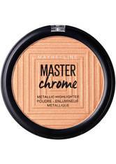 Maybelline By FaceStudio® Master Chrome Metallic Highlighter 8g 100 Molten Gold