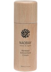 NAOBAY - NAOBAY Renewal Antioxidant Cream 50 ml - TAGESPFLEGE