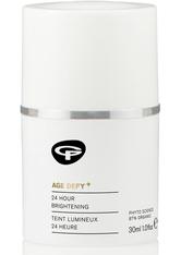 Green People Age Defy+ 24 Hour Brightening Cream (30ml)