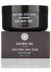 Gentlemen's Tonic Traditional Shave Cream (125g)