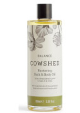 COWSHED - Cowshed BALANCE Restoring Bath & Body Oil 100ml - KÖRPERCREME & ÖLE