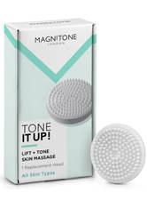 Magnitone London Barefaced 2 Tone It Up! Massaging Brush Head - 1er-Pack
