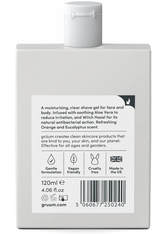 Grüum Rasurmittel Danne Beruhigendes Rasiergel Rasiergel 120.0 ml