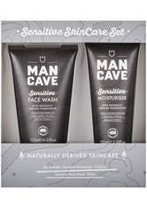 MANCAVE - Sensitve Skincare Set - GESICHTSPFLEGE