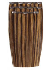 BEAUTY WORKS - Beauty Works Deluxe Clip-In Hair Extensions 18 Inch (Various Shades) - Blondette 4/27 - EXTENSIONS & HAARTEILE