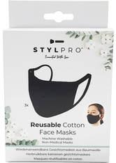 STYLPRO - StylPro Reusable Cotton Face Mask - CREMEMASKEN